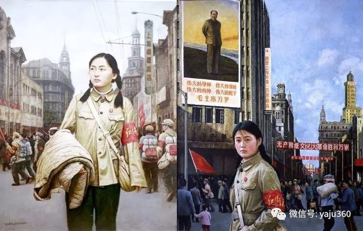 油画世界:文革题材油画插图15
