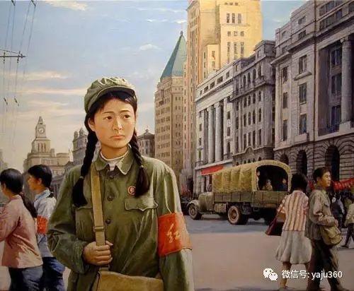 油画世界:文革题材油画插图17
