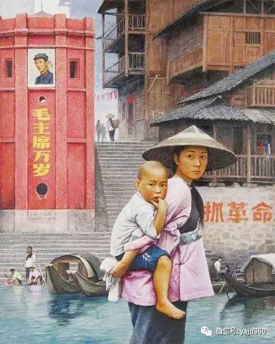 油画世界:文革题材油画插图33
