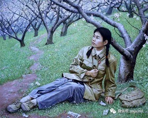 油画世界:文革题材油画插图43