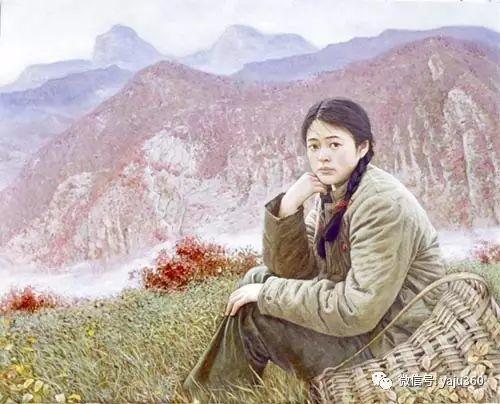 油画世界:文革题材油画插图59