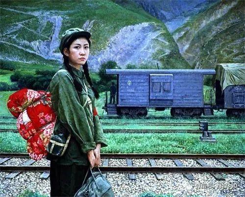 油画世界:文革题材油画插图63