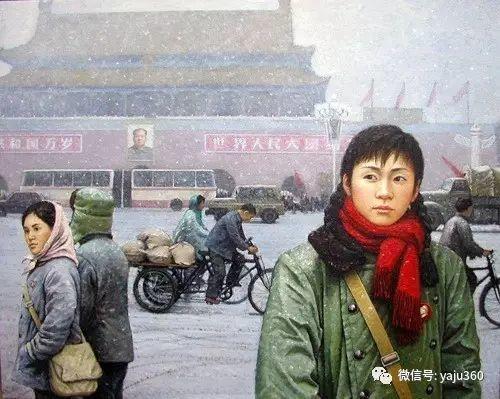 油画世界:文革题材油画插图65