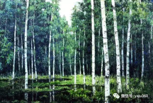 李士学油画作品欣赏插图3