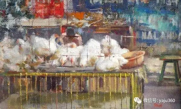 美国Delbert Gish静物风景画赏析插图25