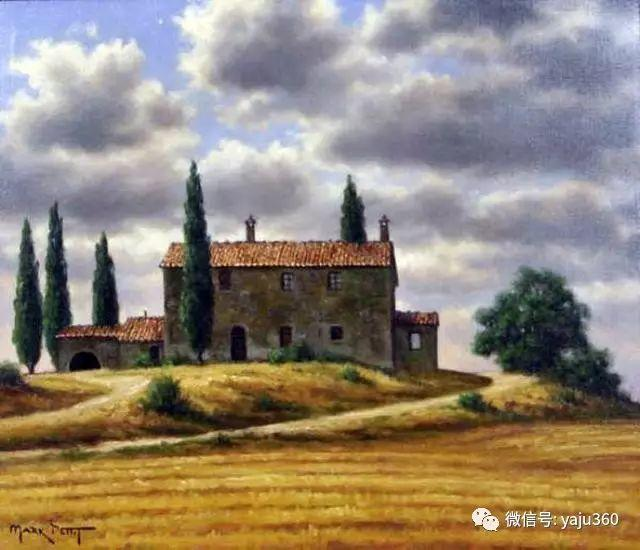 美国Mark Pettit油画作品插图19