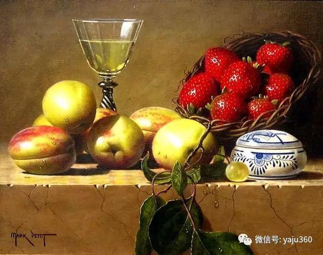 美国Mark Pettit油画作品插图31