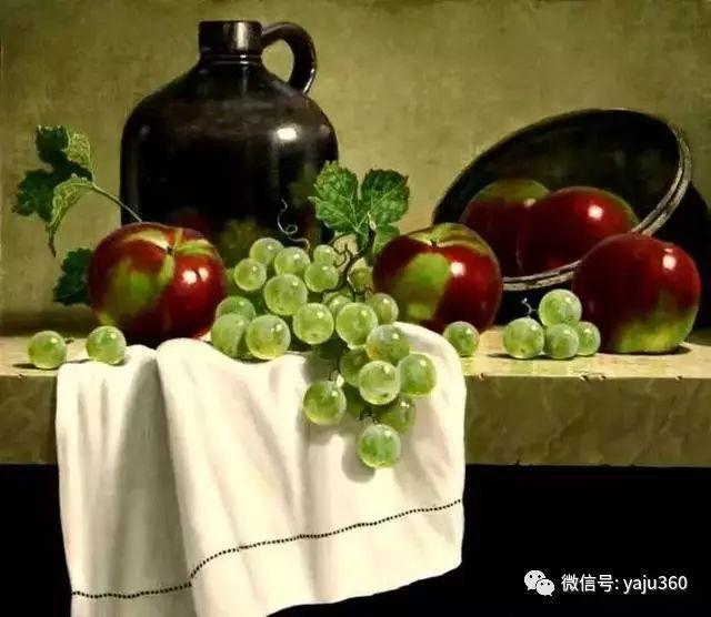 美国Mark Pettit油画作品插图35