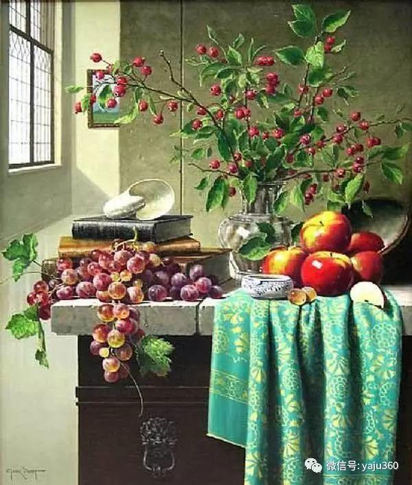 美国Mark Pettit油画作品插图41