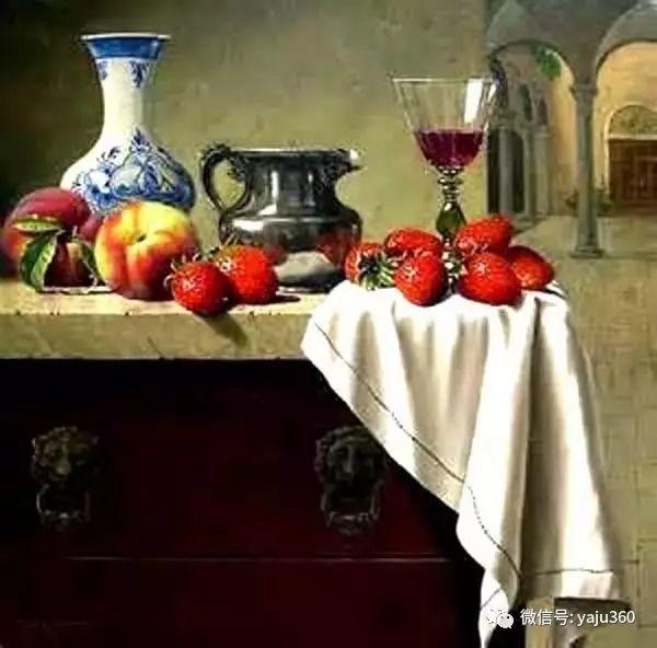 美国Mark Pettit油画作品插图43