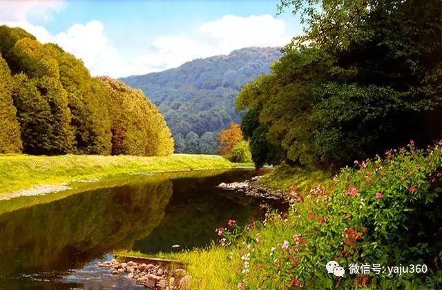 英国Michael James Smith风景油画作品插图18