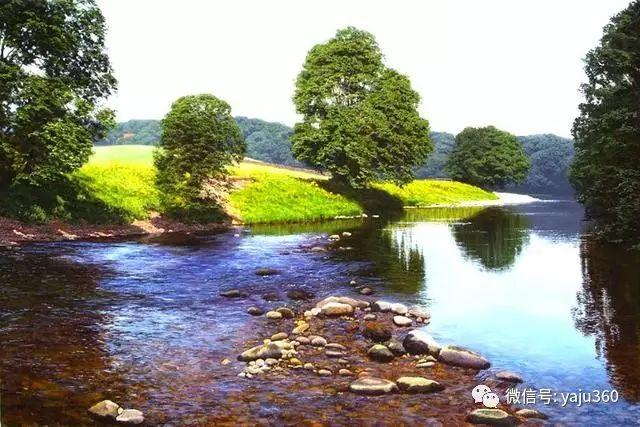 英国Michael James Smith风景油画作品插图21