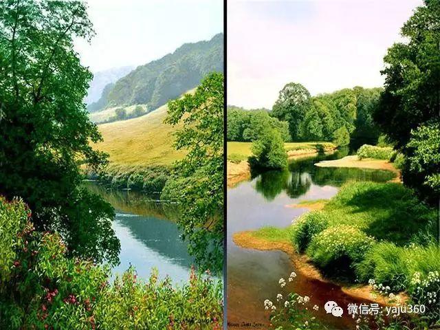 英国Michael James Smith风景油画作品插图30