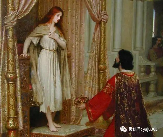 油画世界:英国画家埃德蒙油画欣赏插图1