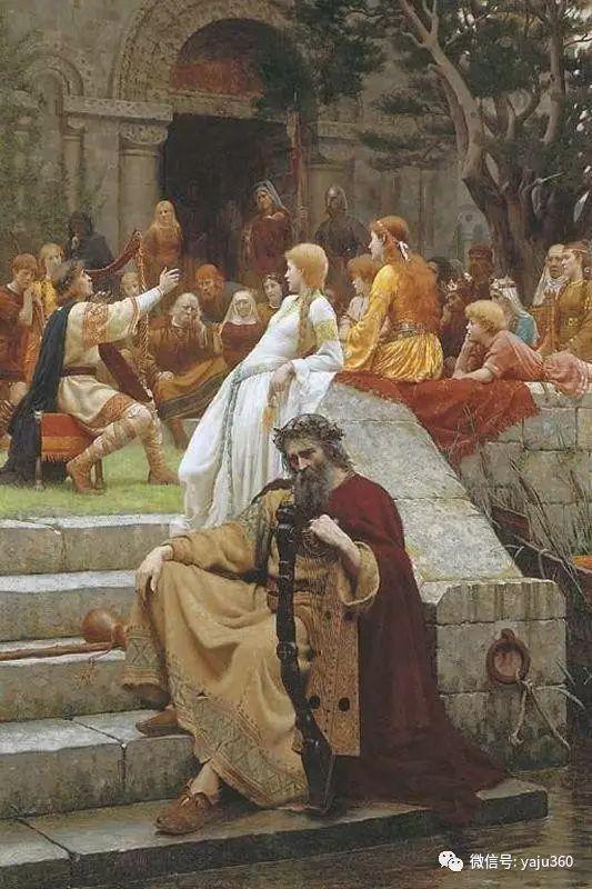 油画世界:英国画家埃德蒙油画欣赏插图9
