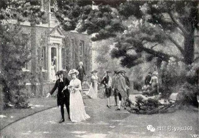 油画世界:英国画家埃德蒙油画欣赏插图15