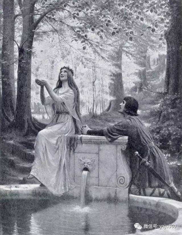 油画世界:英国画家埃德蒙油画欣赏插图21
