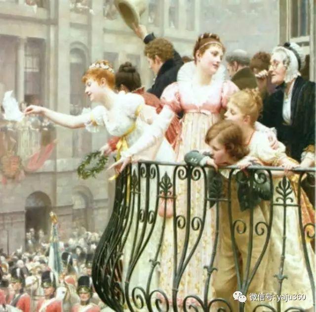 油画世界:英国画家埃德蒙油画欣赏插图26