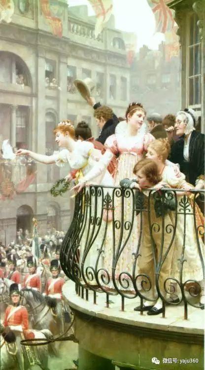 油画世界:英国画家埃德蒙油画欣赏插图27