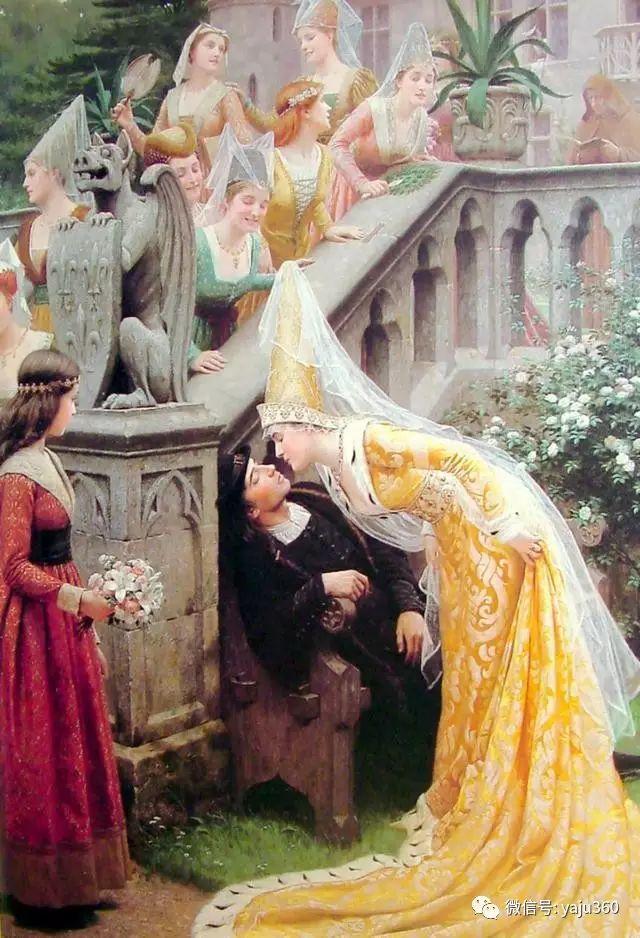 油画世界:英国画家埃德蒙油画欣赏插图31