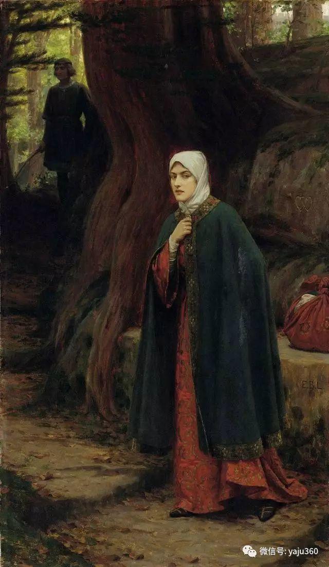 油画世界:英国画家埃德蒙油画欣赏插图32