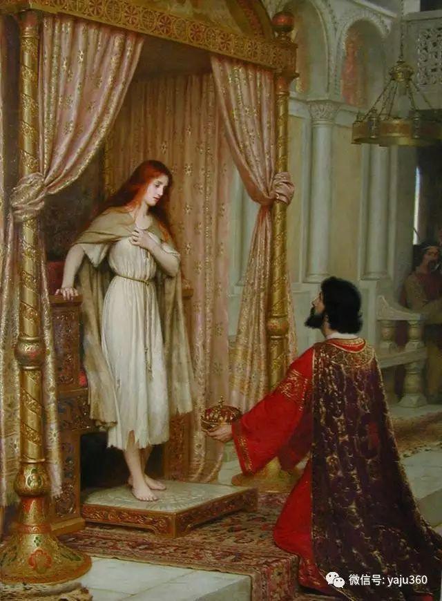 油画世界:英国画家埃德蒙油画欣赏插图34