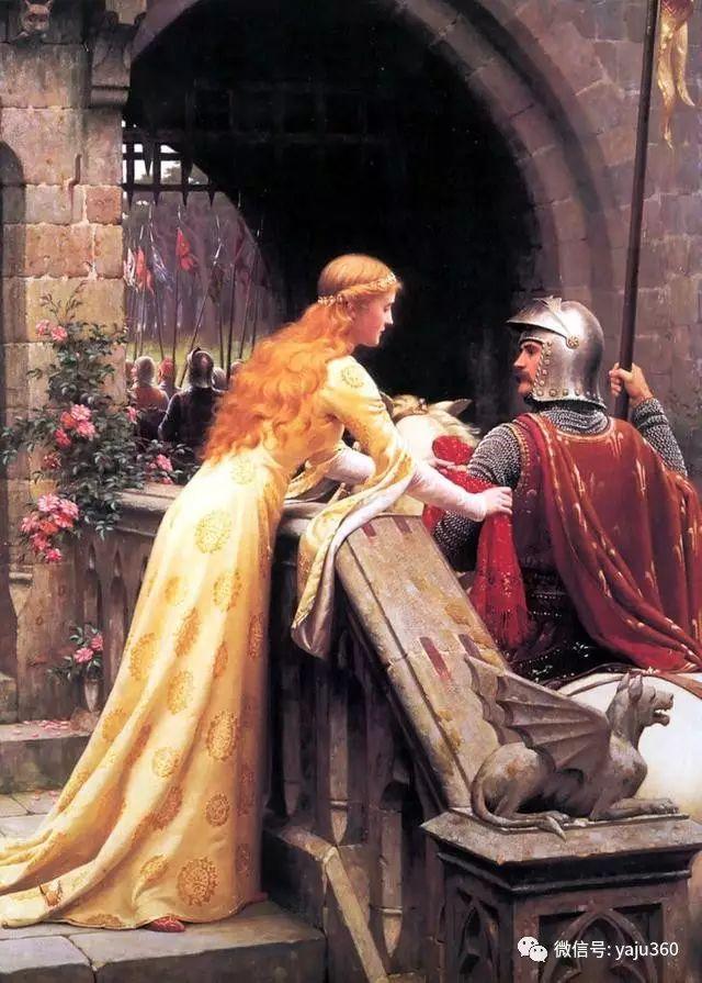 油画世界:英国画家埃德蒙油画欣赏插图35