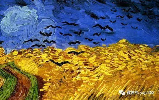 梵高最美的20幅画作,的确太美了插图1