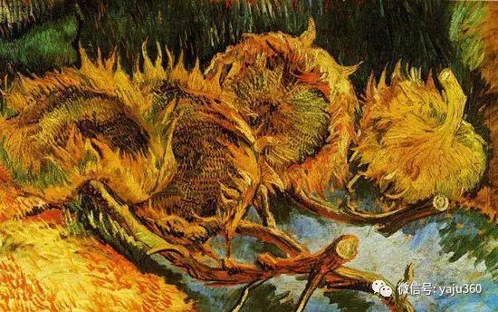 梵高最美的20幅画作,的确太美了插图3