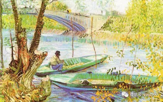 梵高最美的20幅画作,的确太美了插图31