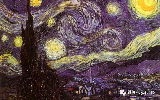 梵高最美的20幅画作,的确太美了插图39