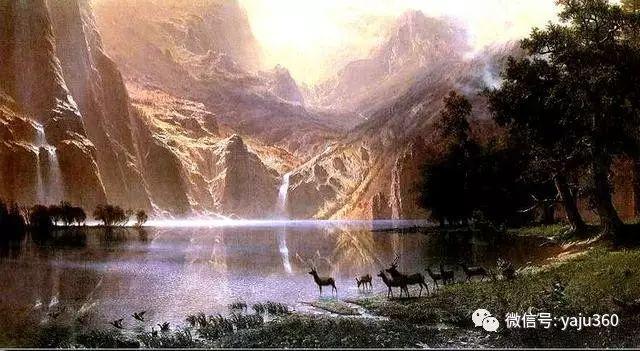 美国Brent Cotton风景油画作品插图7