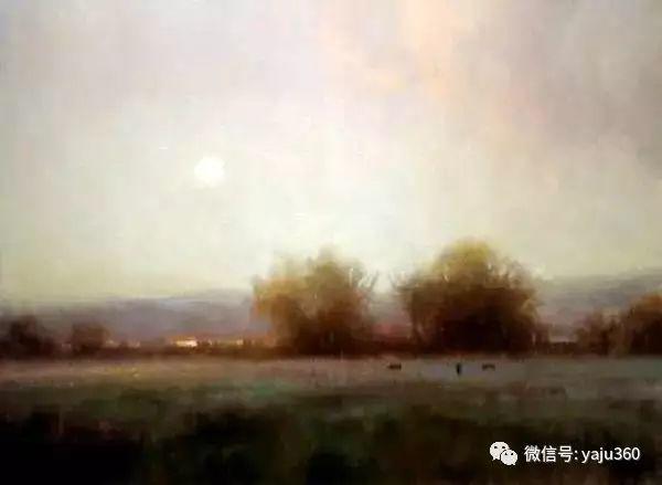 美国Brent Cotton风景油画作品插图15