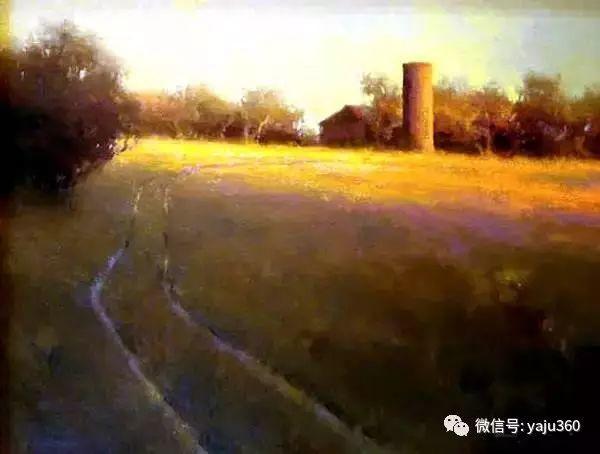 美国Brent Cotton风景油画作品插图16