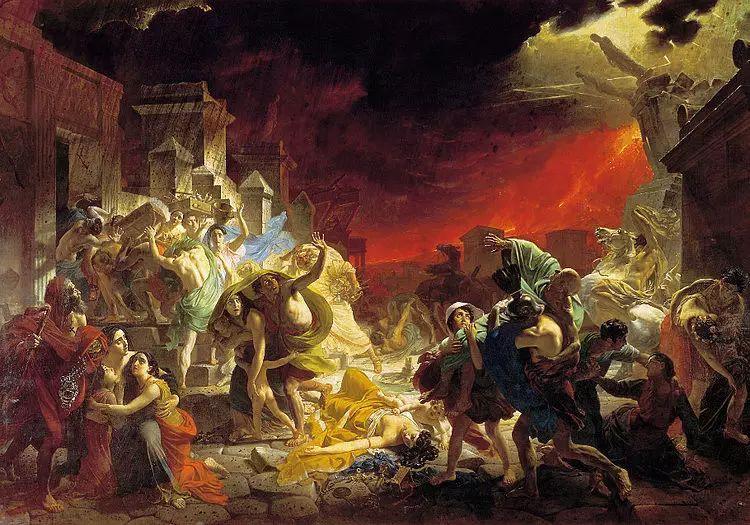 俄罗斯卡尔古典油画欣赏插图3