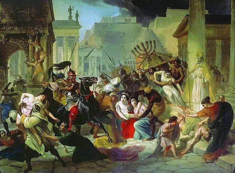 俄罗斯卡尔古典油画欣赏插图7