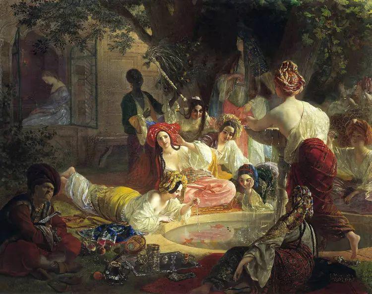 俄罗斯卡尔古典油画欣赏插图15