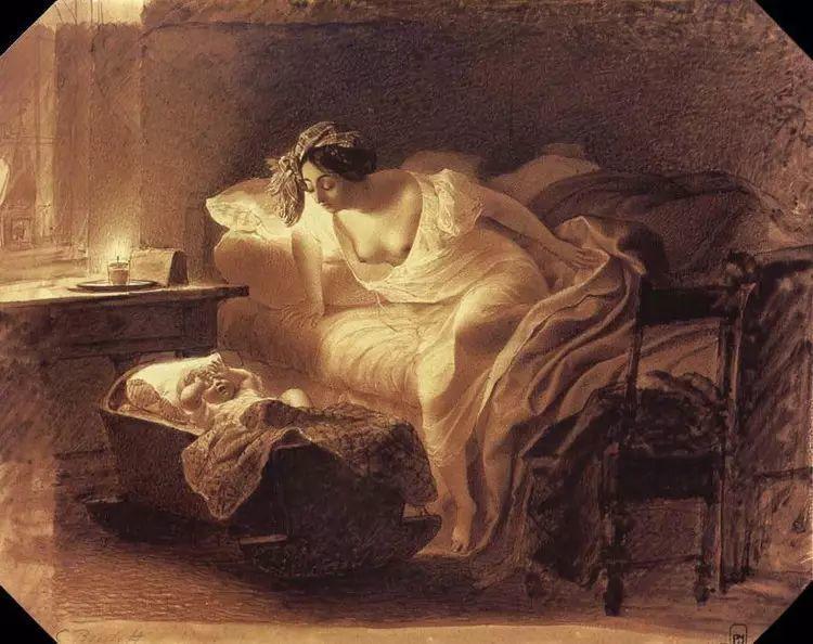 俄罗斯卡尔古典油画欣赏插图17
