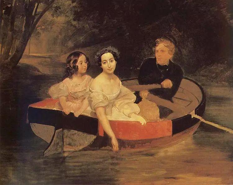 俄罗斯卡尔古典油画欣赏插图19