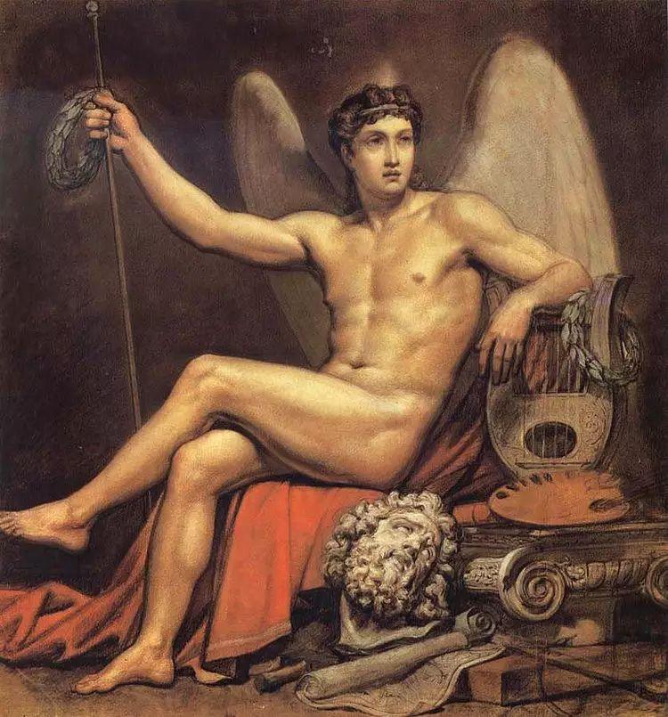 俄罗斯卡尔古典油画欣赏插图29
