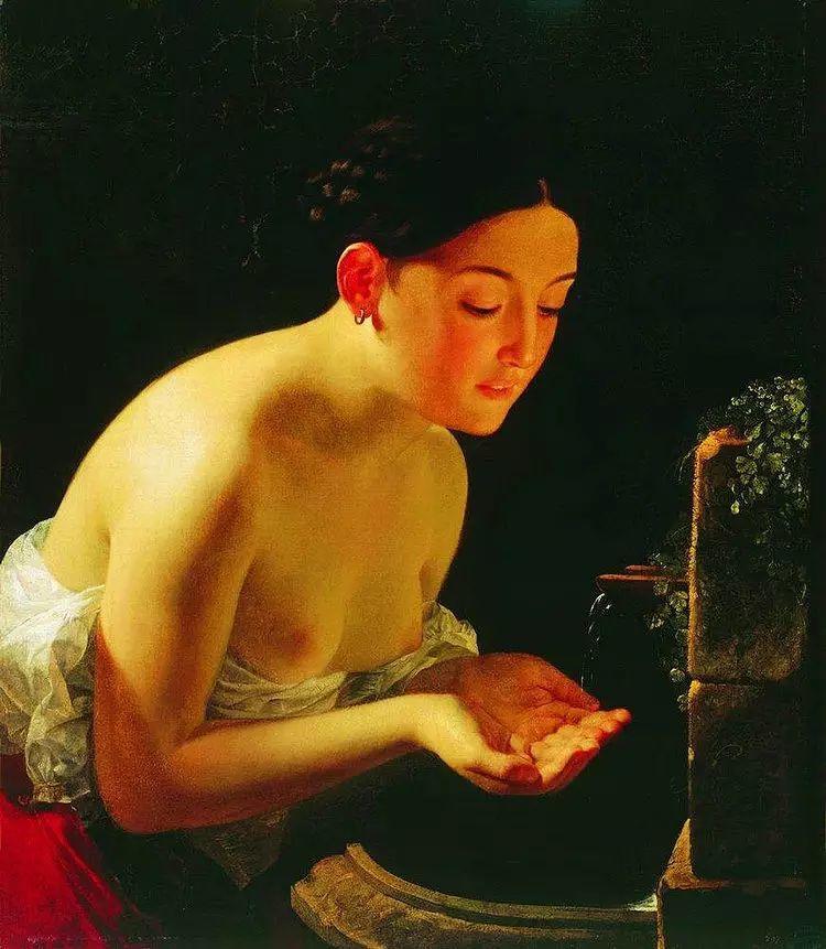 俄罗斯卡尔古典油画欣赏插图33