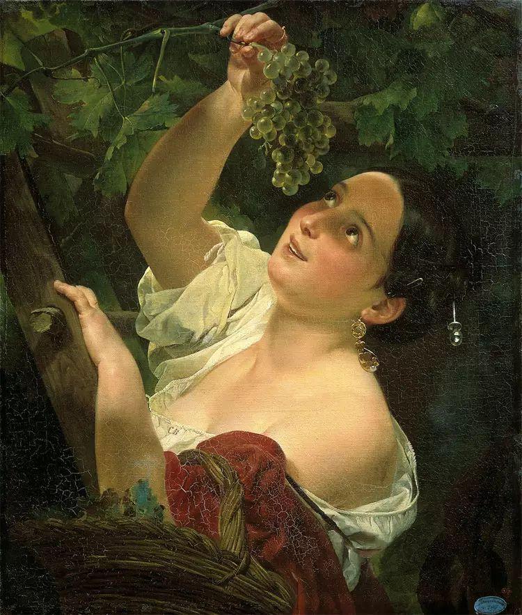俄罗斯卡尔古典油画欣赏插图39