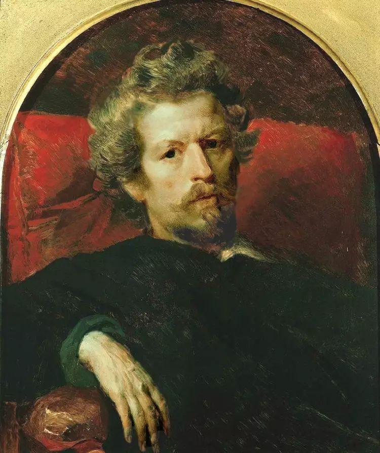 俄罗斯卡尔古典油画欣赏插图43