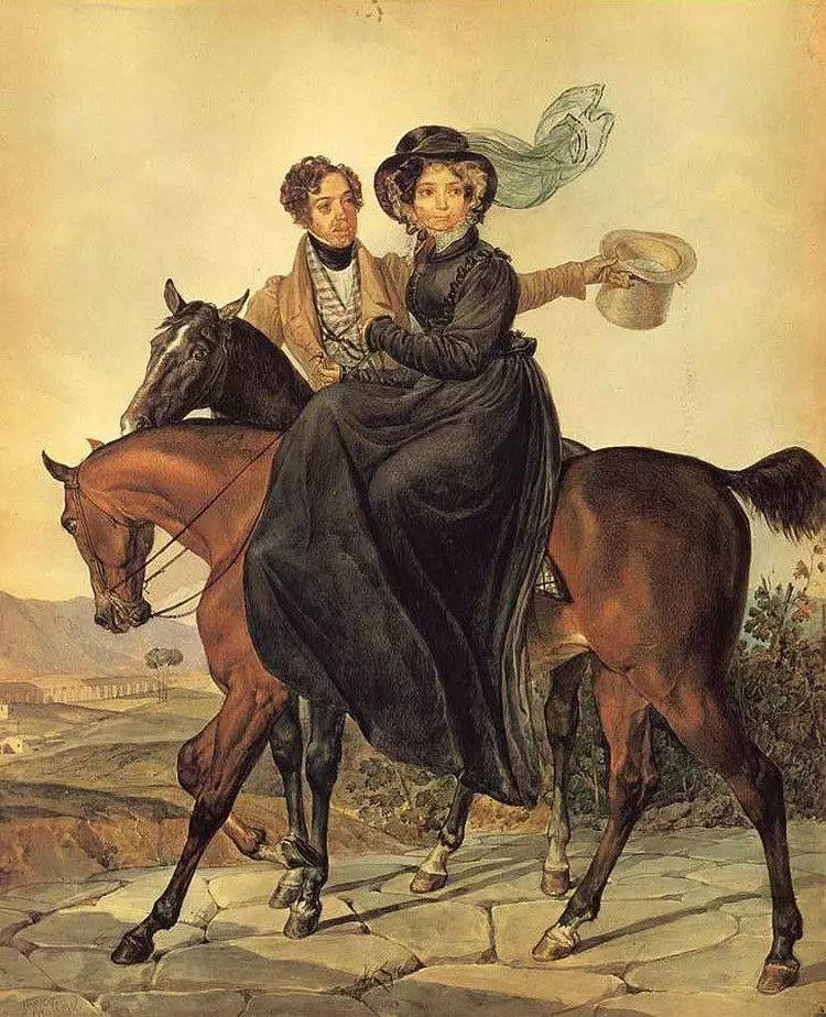 俄罗斯卡尔古典油画欣赏插图59