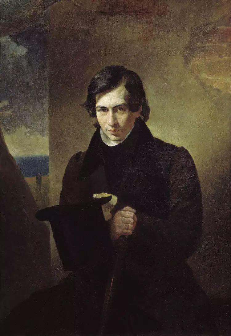 俄罗斯卡尔古典油画欣赏插图83