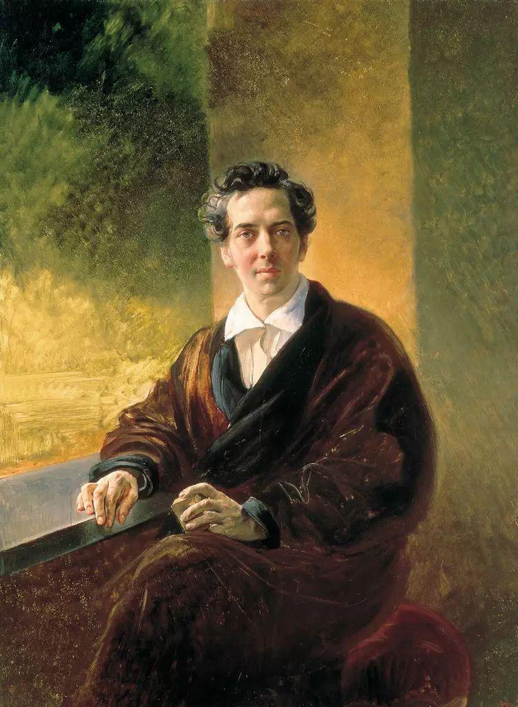 俄罗斯卡尔古典油画欣赏插图85