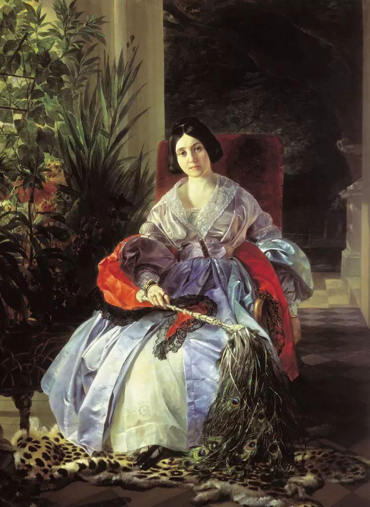 俄罗斯卡尔古典油画欣赏插图87