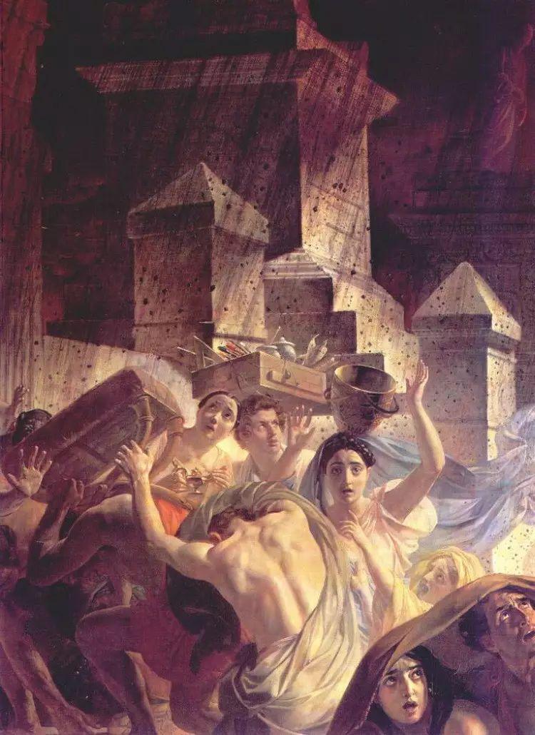 俄罗斯卡尔古典油画欣赏插图91