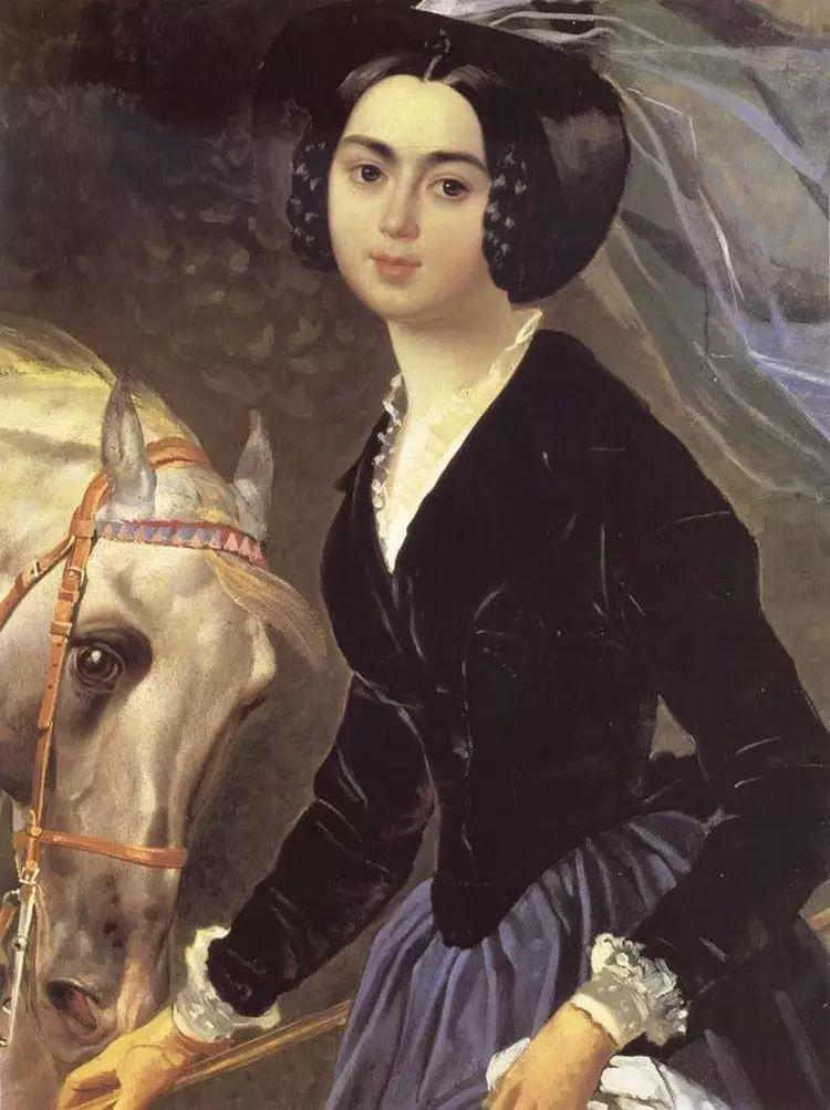 俄罗斯卡尔古典油画欣赏插图101