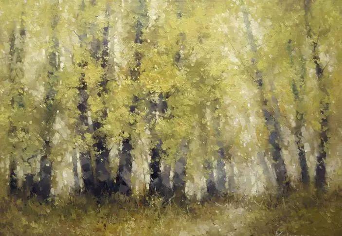 俄罗斯Savchenko Aleksey风景画欣赏插图47